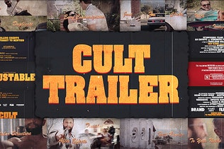 Cult Titles Trailer Constructor