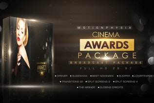 Cinema Awards Package