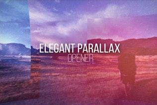 Elegant Parallax Opener