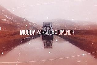 Moody Parallax Opener