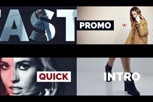 Fashion Promo | After Effects Template