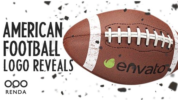 American Football Logo Reveals