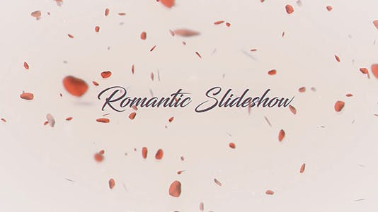 Romantic Slideshow