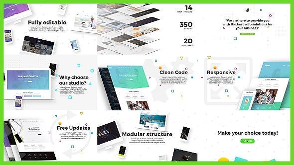 Website Presentation