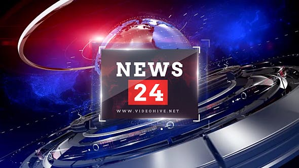 News 24 (Broadcast Pack)