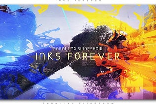 Inks Forever Parallax Slideshow