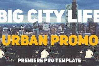 Big City Life // Urban Promo