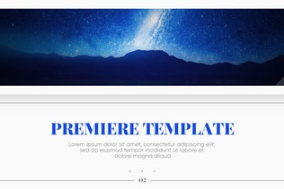 Clean Corporate - Premiere Presentation