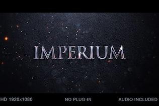 Epic Logo & Title