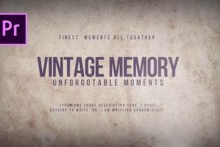 Vintage Memory