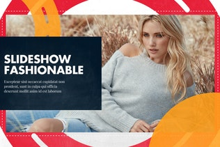 Slideshow - Fashionable Promo // Premiere Pro