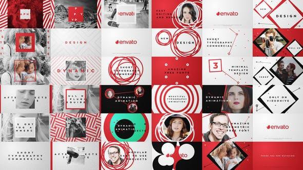 Short Typography Commercials
