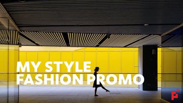 My Style // Fashion Promo