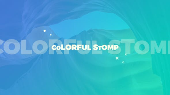 Colorful Stomp