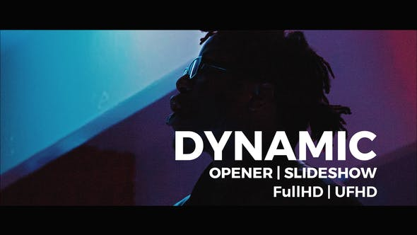 Dynamic Opener | Slideshow