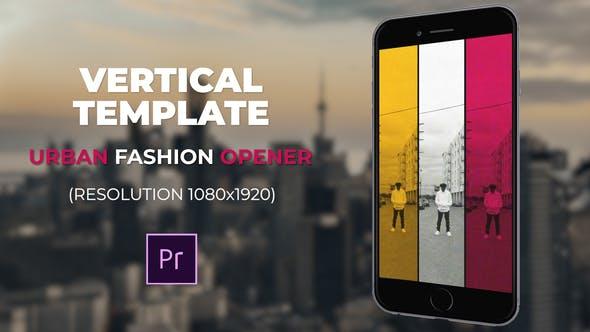 Urban Fashion Opener