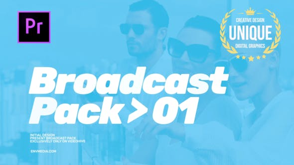 Modern Broadcast Pack