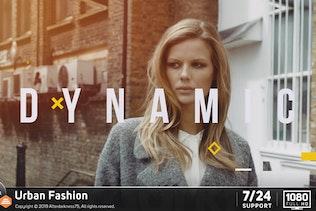 Urban Fashion Promo