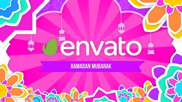 Colorful Ramadan