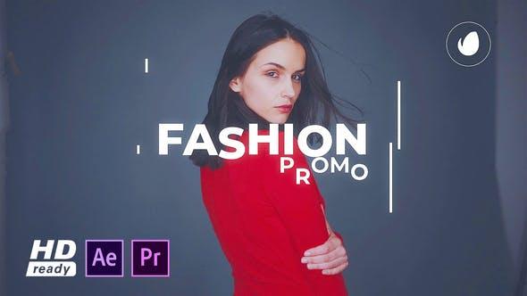 Dynamic Fashion Promo for - Premiere Pro