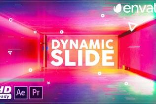 Dynamic Slide for - Premiere Pro