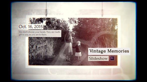 Vintage Slideshow