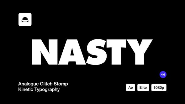 NASTY4 | Typography