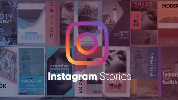 Trendy Instagram Stories Pack