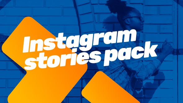 Instagram bundle - Motion Titles library