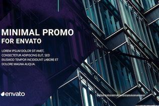 Minimal Company Promo