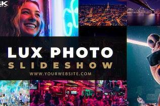 Lux Photo & Video Slideshow 4K V2