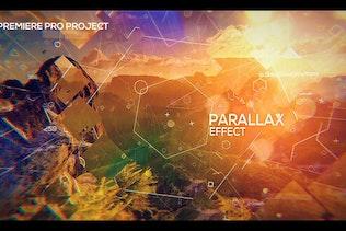 Digital Parallax Slideshow for Premiere Pro