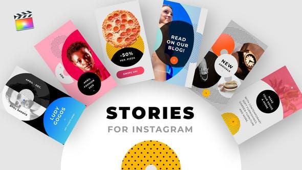 Instagram Stories No. 1