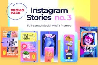 Instagram Stories no.3