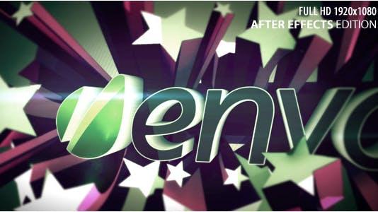 Star Classy Logo Reveal