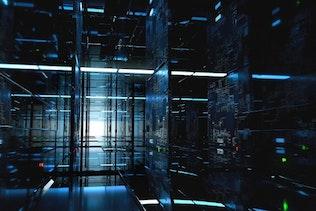 Hi Tech Glossy Tunnel 2
