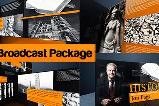TV Broadcast Package