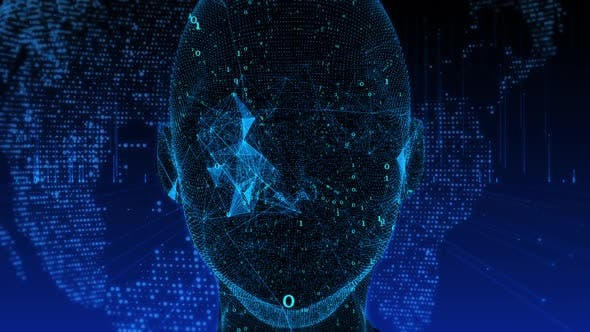 AI Face Binary Technology